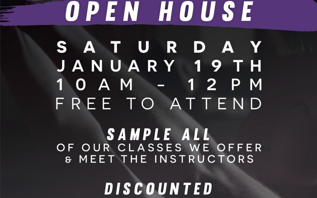 Through the Body's Annual Open House- January 19th 2019