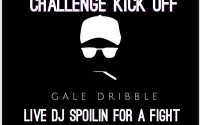 Fall into Fitness Challenge Kick off featuring live music by Gale Dribble- September 12